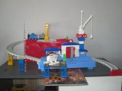 Конструктор Mega Bloks Томас  Спасательный центр Томаса