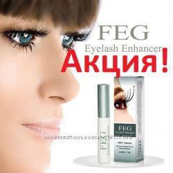 Сыворотка для роста ресниц FEG Eyelash Enhancer 3 ml, оригинал
