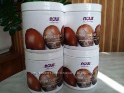 Питательное, защитное масло ши, в чистом виде 207мл