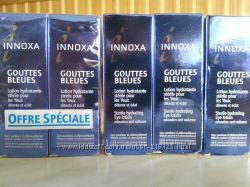голубые капли для глаз Innoxa Франция
