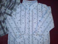 Стильнючие рубахи на парнишу