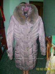 Пальто пуховик продам