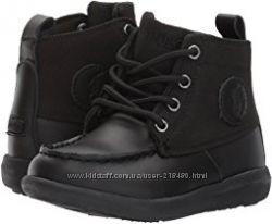 Polo Ralph Lauren р. 28 брендовые ботинки демисезон