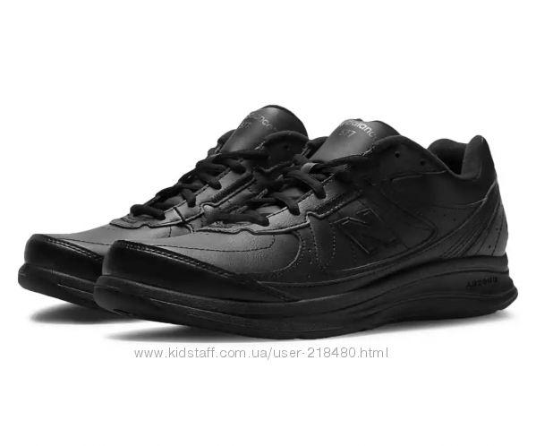 Кожаные кроссовки New Balance р. 44, 5 US 10, 5