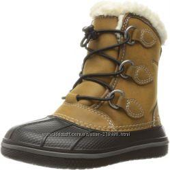 Crocs р. с. 9-17см. ботинки