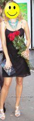 Маленькое черное платье от фирмы United Colors Of Benetton
