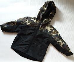Лёгкая куртка на 3-4 года  Rothschild Америка