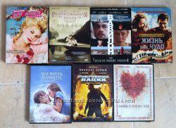 DVD диски с фильмами, диски в наличии