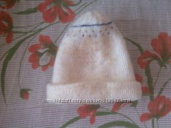 Обменяю новую зимнюю фирменную шапочку на 3-6 лет