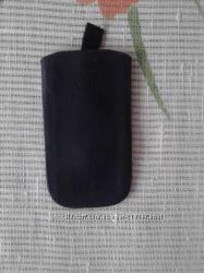 Обменяю кожаный чехол для смартфона в хорошем состоянии