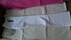 Обменяю новые оригинальные джинсы осенние BUFFALO на пачку памперсов
