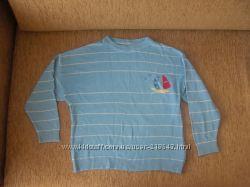 Обменяю свитер в хорошем состоянии полушерстяной на 4-7 лет
