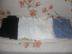 Обменяю 6 мужские  рубашки р. 42-43 по вороту