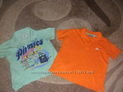 класние футболочки на мальчика 110-116 и 104 размери