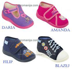 Zetpol Детские ботинки босоножки для садика, дома, школы и улицывсе в нал.