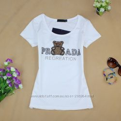футболка   Prada в наличии
