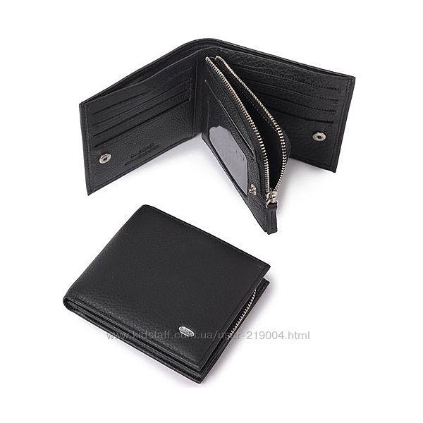 Мужской кожаный кошелек DR. BOND В наличии разные модели