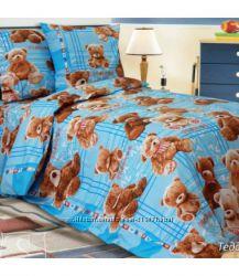Детские постельные комплекты белья