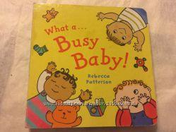 Картонки для малышей  на английском