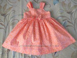 Нарядное платье Laura Ashley на 1 год