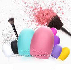 Brush egg - самое эффективное средство для мытья кистей - наличие