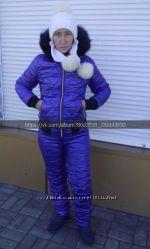 Зимний костюм есть реал фото