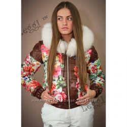 Женские термо куртки МОНКЛЕР