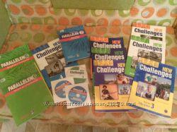 Учебники New Challenges Parallelen