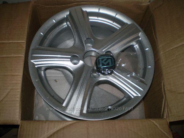 Легкосплавные литые диски для Peugeot-Citroen R14 4х108 ET20 Dia 65, 1