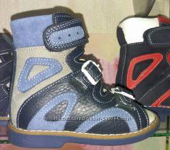 Ортопедические сандали для мальчиков и девочек