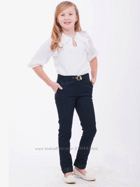 Школьные брюки  ТМ Luxik-р. 128, 134, 140