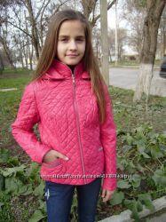 Деми-куртки из эко-кожи Tafika -р. 155-162
