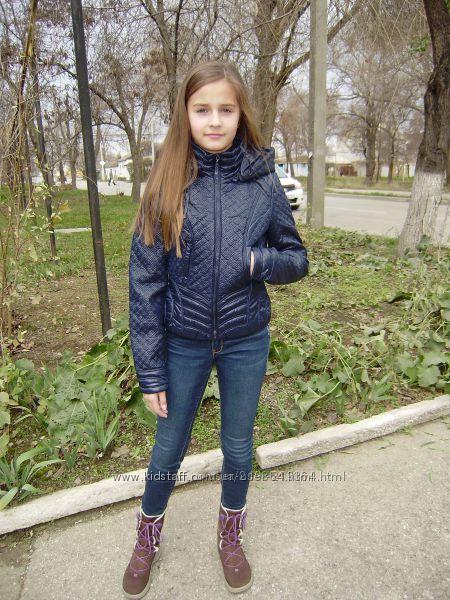 Деми-куртки Tafika-Lizabeta на тинсулейте р. 150-164
