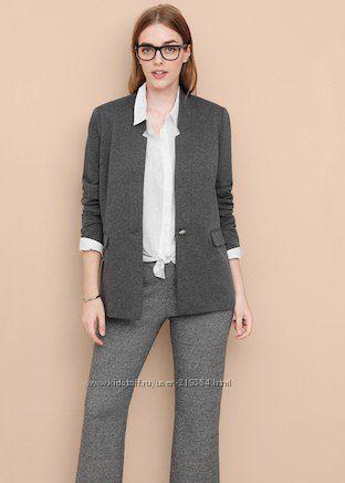 Трикотажные пиджаки   Mango Испания -р. наш 52-54