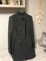 Кашемировое деми-пальто NUI VERY -р. 48