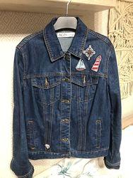 Женская джинсовая куртка INCITY -р.44
