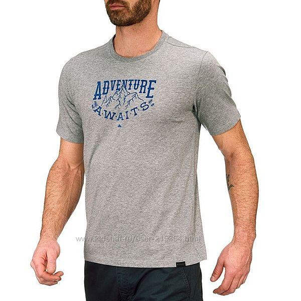 Мужские футболки из Европы-р. евро L наш 50