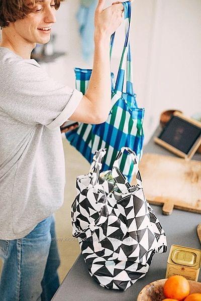 Набор из 2-х сумок разного цвета IKEA