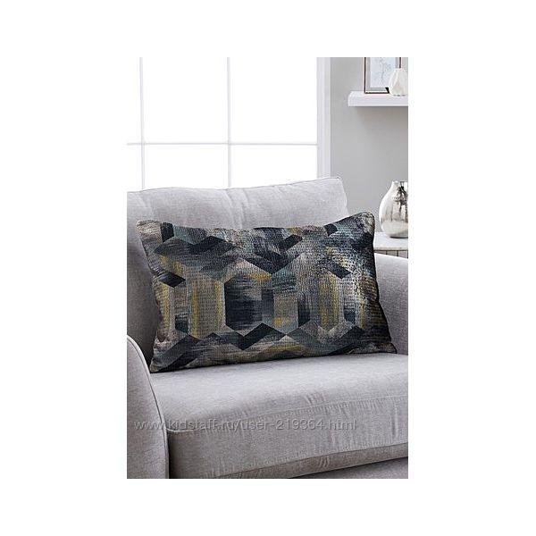 Бархатная придиванная подушка NEXT Англия-40х60