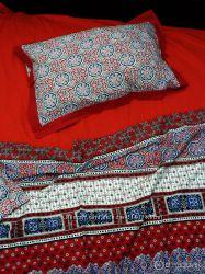 Комплекты постельного белья IKEA 150х200, 50х70
