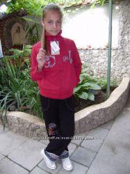 Трикотажные брючки Encore  для девочек и стройных мамочек-р. 140-170