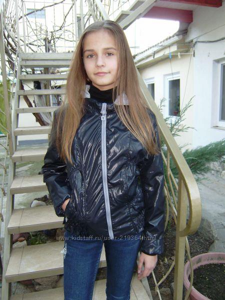 Универсальные ветровочки Lizabetа для модниц-р. 140
