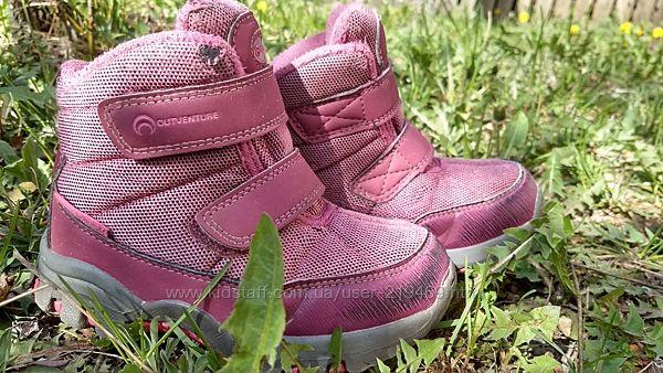 Зимние ботинки фирмы Outventure