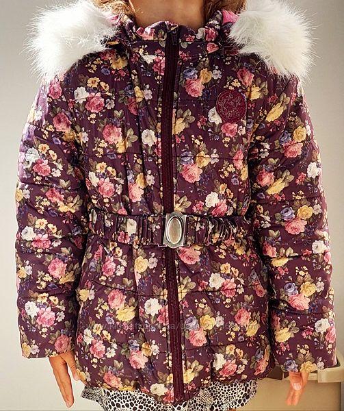 Зимняя куртка Бемби