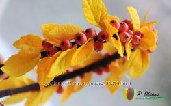 Обруч Осенняя рябина