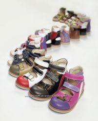 Ортопедическая детская обувь Экоби  под 15 проц