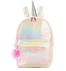 Модный рюкзак с единорогом