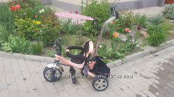 Велосипед трехколесный для девочки