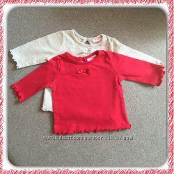 Кофточка красная серая Cherokee для малышей футболки