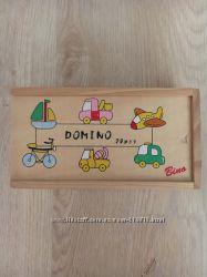 Продам детское деревянное домино